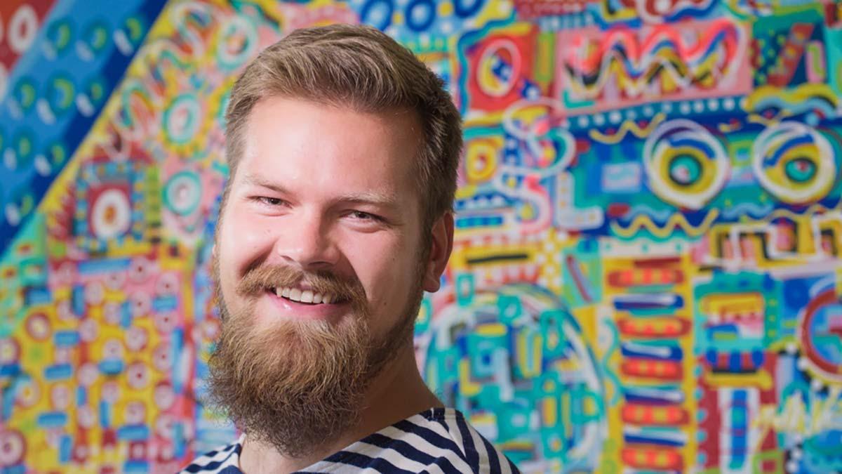 Jukka Virkkunen: Rautakauppiaasta kuvataiteilijaksi